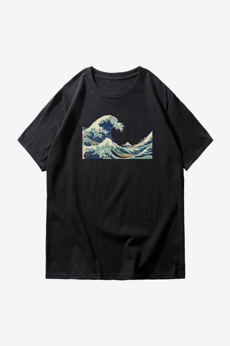 minimalist black t shirt