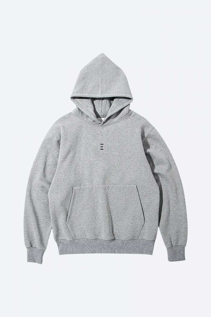 Buy Grey Cool Plain hoodie