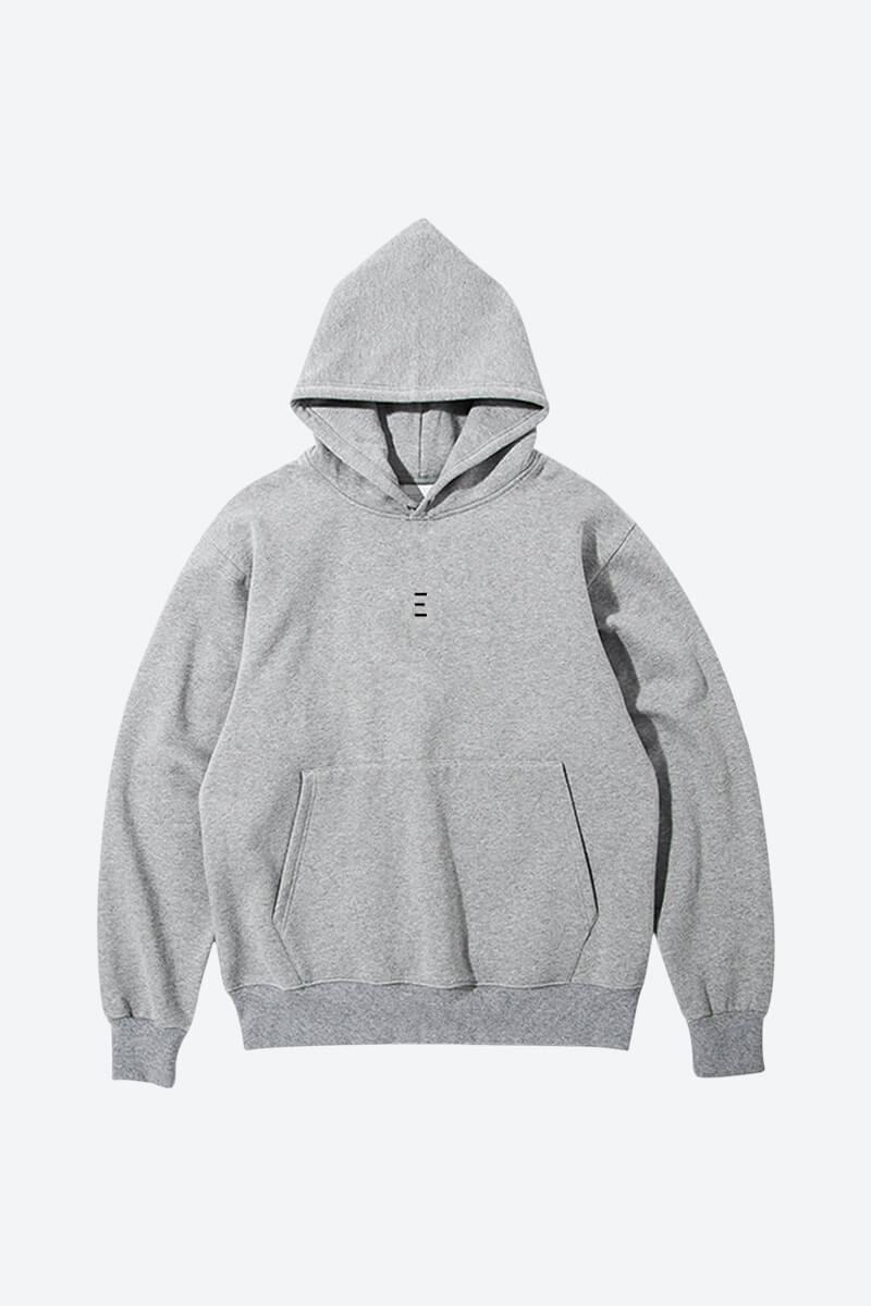 Buy Grey Cool Plain hoodie