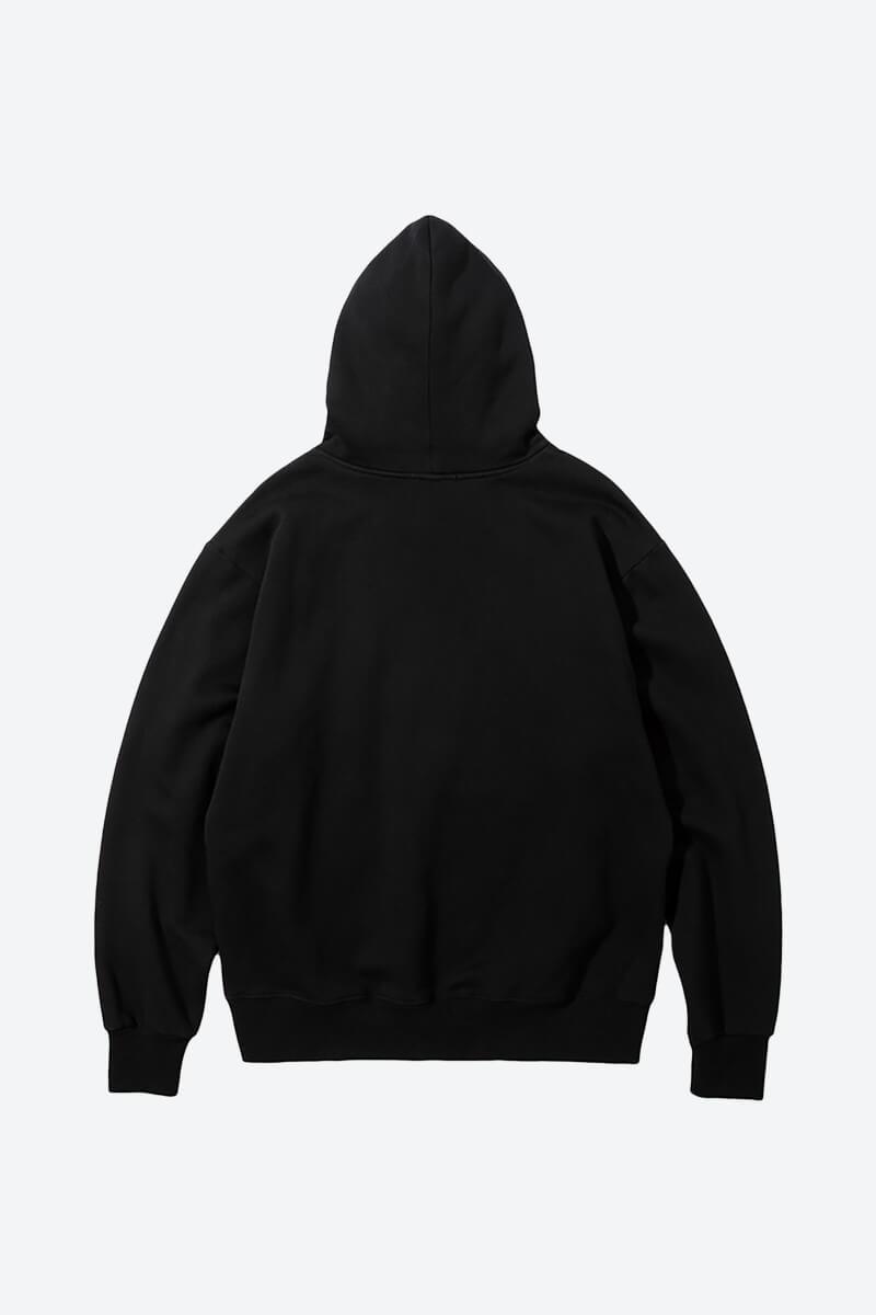 Buy minimalist black plain hoodie