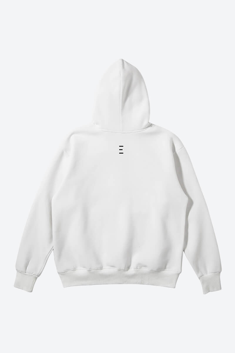 Cool New Fashion Brands White Tees Hoodie
