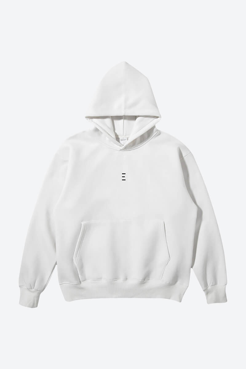 Lollypop Style Minimalist Graphic Hoodie